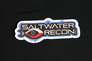 Saltwater-Recon Decal (small)