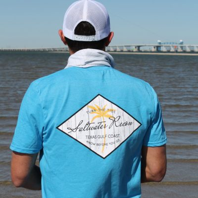 Saltwater-Recon Diamond-Back T-Shirt